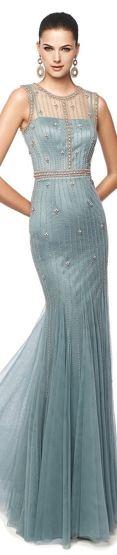 The Gown Boutique / Glamour Evening Gown / karen cox.