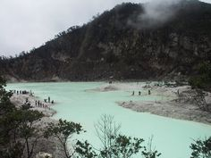 Kawah Putih - Bandung - Indonesia