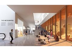 HASSELL + OMA Reveal Design for New Museum for Western Australia,Courtesy of HASSEL + OMA