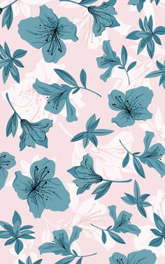 Shared by held by tristan. Find images and videos about pink, flowers and wallpaper on We Heart It - the app to get lost in what you love. Floral Pattern Wallpaper, Flower Wallpaper, Screen Wallpaper, Cool Wallpaper, Artistic Wallpaper, Wallpaper Patterns, Iphone 6 Pink Wallpaper, Wallpaper Backgrounds, Phone Backgrounds