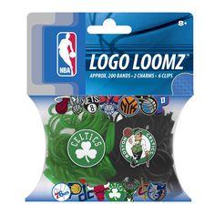 Boston Celtics Logo Loomz Filler Pack