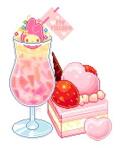 My Melody : pretty-transparents
