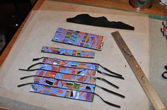Making Tiled clay by Page's Creations, via Flickr