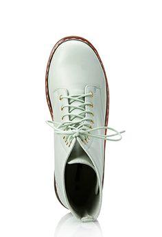 Sleek Combat Boots   FOREVER21 - 2040495595