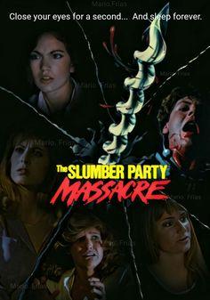 The Slumber Party Massacre 1982 Horror Movie Slasher Edit By Mario. Frías