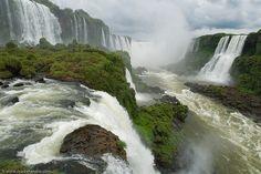 Iguacu Falls                                                                                                            Iguacu Falls             by        Marc Shandro      on        Flickr