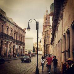 Centro Colonial - Zacatecas