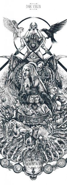 Ocultismo, alquimia e feitiçaria