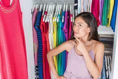 Aprenda a ter uma guarda roupa mais limpo e sustentável!