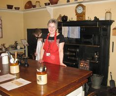 Baking shortbread at Clifton Hall & Museum - rising to the challenge!