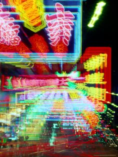 Neon Lights in Jordan and Mong Kok District, Hong Kong, China Photographic Print by Russell Gordon Neon Aesthetic, Rainbow Aesthetic, Aesthetic Collage, Lit Wallpaper, Retro Wallpaper, Neon Light Wallpaper, Photo Wall Collage, Picture Wall, Grad Party Decorations