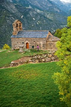 The Churches of the Vall de Boí are a set of nine Early Romanesque churches declared World Heritage Site by UNESCO and located in the Vall de Boí, in the Catalan comarque of Alta Ribagorça, province of Lérida, Catalonia