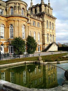 Blenheim Palace, Woodstock, Oxfordshire, England