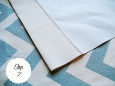 Lined Panel Drapes - Step-by-step instructions