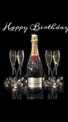 Happy Birthday Drinks, Happy Birthday Fireworks, Happy Birthday Greetings Friends, Happy Birthday Black, Happy Birthday Wishes Photos, Birthday Wishes Flowers, Happy Birthday Frame, Happy Late Birthday, Happy Birthday Video