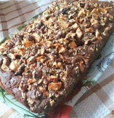 Kész lettem vele, finom lett, a kakaó benne pont jó, nem émelyítő. Ennek a felét készítettem el, jóval kevesebbet. Ha egyszer kipróbálod, gyakran meg fogod sütni! Hozzávalók: 40 dkg liszt 20 dkg cukor 1 tasak sütőpor 2 evőkanál cukrozatlan kakaópor … Egy kattintás ide a folytatáshoz.... → Loaf Cake, Cake Cookies, Banana Bread, Food And Drink, Sweets, Snacks, Dios, Cooking, Appetizers