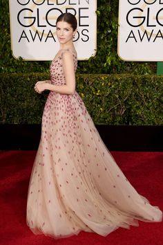 Golden Globes Red Carpet 2015 - Pictures from 2015 Golden Globes Red Carpet - Harper's BAZAAR