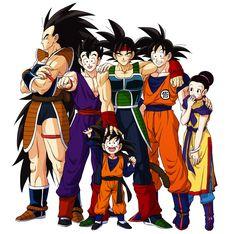 Son Goten | Image de Bardock, Chichi, Raditz, Son Gohan, Son Gokuu, Son Goten de ...