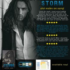 Reader reviews of Storm
