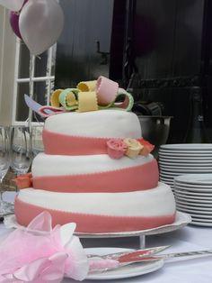A-symetrische taart, weer eens wat anders!