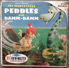 Pebbles and Bamm-Bamm View Master reels Vintage Toys 1970s, 1960s Toys, Retro Toys, Retro Advertising, Vintage Advertisements, Pebbles And Bam Bam, Today Cartoon, View Master, Classic Monsters