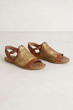 Amami Sandals Anthro