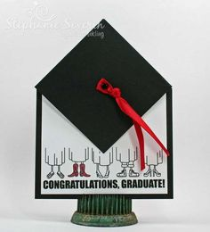 Great grad card.  Must do!