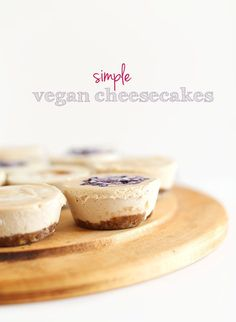 Easy Vegan Cheesecake | Minimalist Baker Recipes