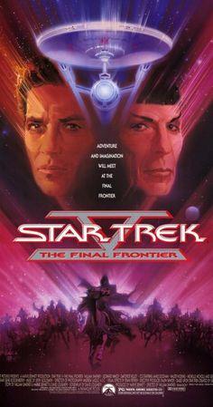 Star Trek V: The Final Frontier (1989)         - IMDb