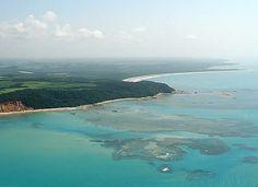 Praia do Carro Quebrado - Barra de Santo Antônio - Alagoas