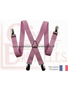 bretelles enfant rose clair 60 cm élastique rayé - Ceinture et Bretelles  Bretelle Enfant, Bretelles 08e49b7bb99