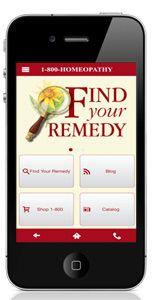 1-800 Homeopathy Mobile Ap