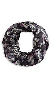 Bufanda en negro / gris