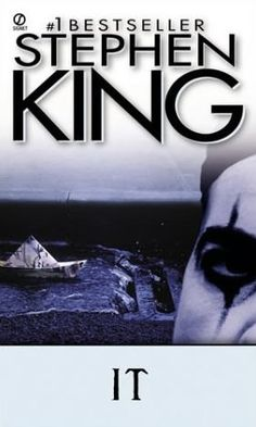 Stephen King's It; Thrilling, on the edge of your seat, book. The movie, on the other hand, was a disappointment. HUGE disappointment. I was expecting the movie to be horrifying and thrilling, like the book described..I was sadly mistaken :/