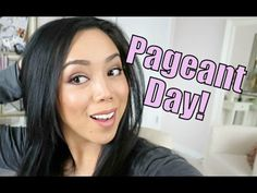 Pageant Day! - March 14, 2015 -  ItsJudysLife Vlogs