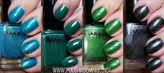 Gorgeous! 4 New Barielle Shades... click thru for swatches and review!