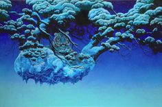 roger dean art | Roger Dean is an internationally recognised artist and designer, whose ...