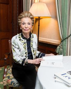 Lee Radziwill Is the Best Muse