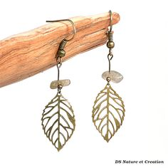 Fashion jewelry labradorite earrings by DSNatureetCreation on Etsy https://www.etsy.com/listing/242093542/fashion-jewelry-labradorite-earrings
