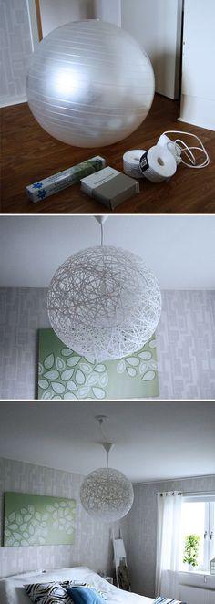 Lámpara colgante random light   Muy Ingenioso