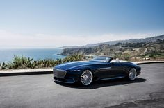 Mercedes Maybach 6 Cabriolet