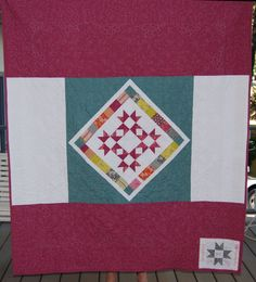 Another Hope Valley Quilt Back CompanionStarFriendship.Back0001