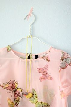 My Butterfly Blouse, via Flickr.