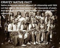 Native Americans weren't allowed citizenship until Full Blood Indians. Native American Spirituality, Native American Wisdom, Native American Tribes, Native American History, American Indians, Native American Genocide, American Indian Quotes, Navajo, Affirmations