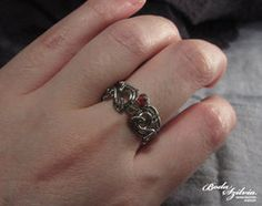 Earth princess ring by bodaszilvia