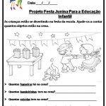imagens de atividades de festa junina para ensino fundamental