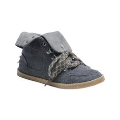 82d21a1dff0 Women s Rocket Dog Rust - Grey Flannel Felt Casual ( 37) ❤ liked on Polyvore
