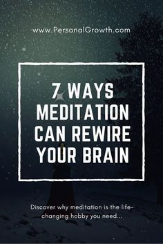 Meditation is a yellow brick road to a place of peace, you never explored before, present within your mind. A haven of your own that you can enter whenever you please. By tapping into the deeper parts of your brain, meditation forces your nervous system into optimal performance, while flushing your mind of all gloom-ridden feelings.