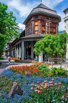 Das Gradierhaus Bad Reichenhall: Tröpfchenweise gesunde Luft - Berchtesgadener Land Blog