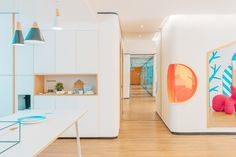 Gallery of A Warm Clinic / RIGI Design - 17